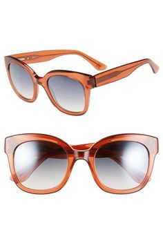 Oxydo 52mm Retro Sunglasses available at #Nordstrom