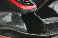 McLaren Mercedes MP4/19B front wing detail. Formula One World Championship, Rd14, Belgian Grand Prix, Qualifying Day, Spa-Francorchamps, Belgium, 28 August 2004