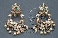 Chand Bali | Tibarumal Jewels | Jewellers of Gems, Pearls, Diamonds, and Precious Stones