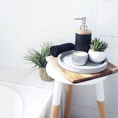 44 Ideas house decor kmart bathroom What's Decoration? Decoration may be the art of decorating the inside and exterior … Kmart Bathroom, Laundry In Bathroom, Bathroom Inspo, Bathroom Styling, Bathroom Inspiration, Bathroom Stools, Bathroom Storage, Bathroom Ideas, Bath Stool