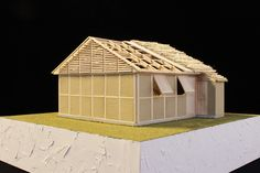 Shigeru Ban will reuse earthquake rubble to build Nepal relief shelters!