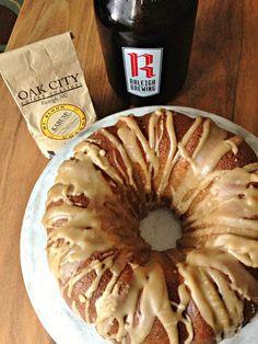 Wake County: Coffee Porter Pound Cake