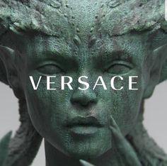 Diseñadores de moda Estética de Versace, túnica de Versace, gianni V … Boujee Aesthetic, Bad Girl Aesthetic, Aesthetic Collage, Aesthetic Vintage, Aesthetic Photo, Aesthetic Pictures, Green Aesthetic Tumblr, Aesthetic Fashion, Bedroom Wall Collage