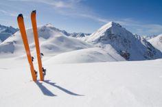 Innsbruck, Austria ... skiing in the Alps