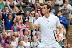 Centre Court was treated to an old-fashioned Murray epic, a nerve-shredding three-and-a-half-hour five-set struggle that saw Britain's No 2 seed grimly battle his way back from the brink of an unexpected exit at the hands of an unseeded 29-year-old from Madrid. Murray winning through 4-6, 3-6, 6-1, 6-4, 7-5