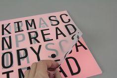 Skim Scan Read Copy / Rec. Live on Behance