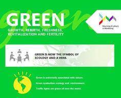 Go green...