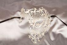 Masquerade Wedding Masks - Phantom Del Opera - VOLTO PHANTOM