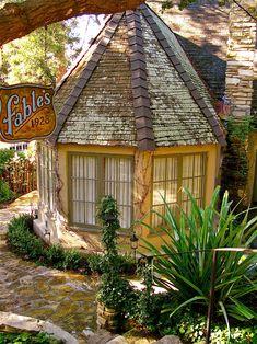 fairytale cottages | FABLES- A Fairytale Cottage