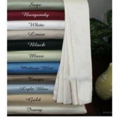 Fieldcrest 174 Luxury Egyptian Cotton 600 Thread Count Sheet