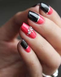Resultado de imagem para unhas vermelhas decoradas