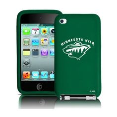 Minnesota Wild iPod Touch 4th Gen Silicone Case by Tribeca. $16.99. Wrap your 4th generation iPod Touch in Team Spirit! This Silicone Case protects your iPod with a soft silicone rubber skin. The laser-engraved logo will not fade or rub off. Easy access to all ports and touchscreen.. Save 32%!