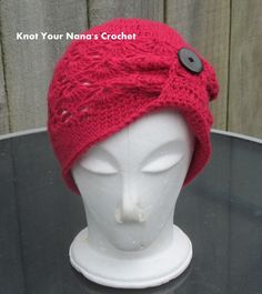 Women's Lacy Slouch Hat