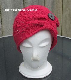 Women's Lacy Slouch Hat