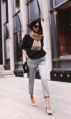 55 Decent Winter Work Outfits to Try Right Now