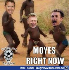 Man United won, Everton lost - good day for Moyes  http://www.trollfootball.me/display.php?id=16343 #football #soccer #Trollfootball #Moyes #ManUTd #EvertonFC #MUFC