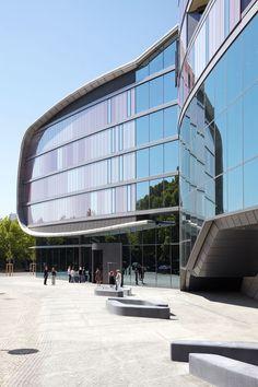 Deutsche Nationalbibliothek | Leipzig, Germany | Gabriele Glöckler Architektin and zsp architekten
