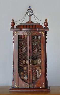 Aetheric Alchemy Cabinet....