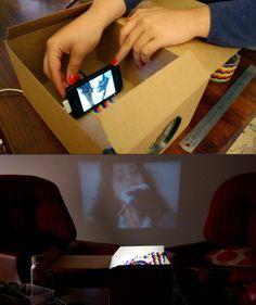 3 Smartphone Projecter