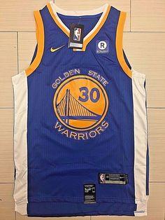 d3e3183801f5 Men 30 Stephen Curry Jersey Blue Golden State Warriors Jersey Player