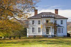 Birthplace of Nobel Prize-winning author Pearl S. Buck :: Hillsboro, West Virginia