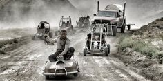'Mad Max: Fury Road' Remade With Go-Karts and Paintball Guns Mad Max Fury Road, Paintball Guns, Magnum Opus, Kingsman, Mini S, Go Kart, Jurassic World, Cat Memes, Short Film