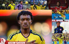 #FelizCumpleaños @Cuadrado   Este deportista nació un 26 de mayo de 1988 en Necoclí, Antioquia. #Colombia