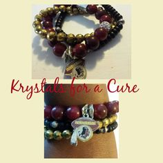 Washington Redskins Bracelet