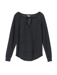 V-neck Tunic Fleece