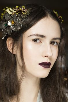 Rodarte #AW16 #Beauty #NYFW