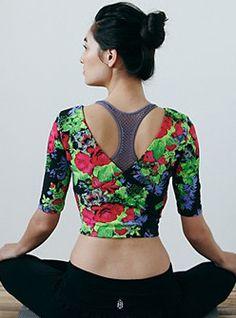 fcf01a5b321ed Meditationsguide für alle Fälle. Intimately Printed Ballet Crop Top ...
