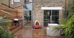 side return extension terrace - Google Search