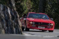 All die Bilder vom Arosa ClassicCar Bergrennen...  © Balz Schreier #Lancia #037RallyStradale #1982
