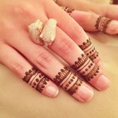 Are you interested in beautiful henna designs for fingers, do don't forget to check out our various Finger Mehendi Designs for Wedding, Karwa Chauth, Eid Finger Henna, Finger Mehndi Style, Hand Henna, Finger Tattoos, Finger Art, Beginner Henna Designs, Henna Designs Easy, Beautiful Henna Designs, Henna Tattoo Designs