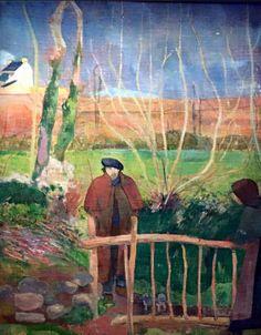 Mostra di Paul Gauguin 1848-1903 al Mudec di Milano  -Bonjour monsieur Gauguin - 1889