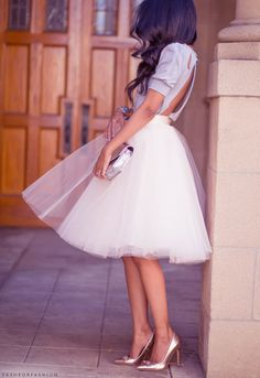 @Jennifer Lyons Whitmore is this the kind of tulle skirt you were talking about?