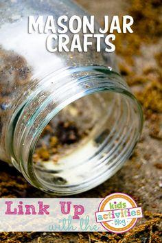 Mason Jar Crafts ~ Add Yours
