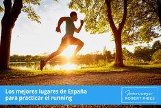 Los mejores lugares de España para practicar el running