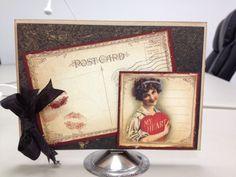 Rock Paper Scissors, Redding, CA: Love is in the Air Card Class 3