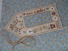 Rouleau d'hiver de 123 Citrouille, paru dans le Mains & Merveilles n°93 de nov/déc 2012