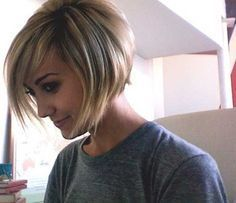 Short Bob Haircuts For Round Faces | Bob Hairstyles 2015 - Short Hairstyles for Women