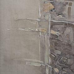 Adam Pilorz Detal obrazu olejnego na płótnie o wymiarach 100 x 100 cm The 100, Fotografia