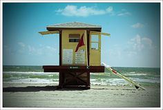 Ahhh... Nothing quite like sipping a nice iced tea while laying out on Hollywood Beach! (Hollywood, Florida)