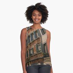Promote | Redbubble Black Sleeveless Top, Womens Sleeveless Tops, Tops Online Shopping, City Car, Jean Top, Car Parking, Chiffon Tops, Black Tops, Tank Man