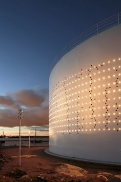 Silo 468 / Lighting Design Collective | ArchDaily