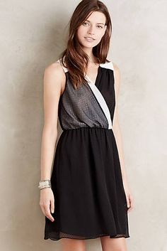 Gravity Cross-Front Dress
