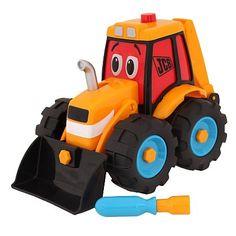 JCB - Build and Go Digger | Kids | George at ASDA