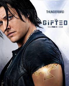 The Gifted - Blair Redford as Thunderbird