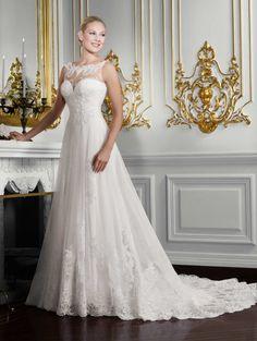 Vestido de noiva modelo: Maya