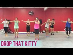 Ty Dolla Sign - Drop That Kitty ft. Charli XCX & Tinashe (Dance Fitness with Jessica) - YouTube